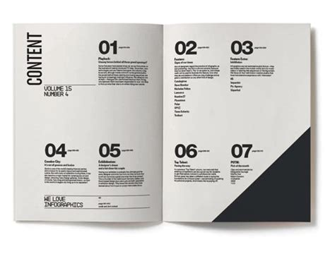 book design page layout software best 25 content page ideas on pinterest editorial book