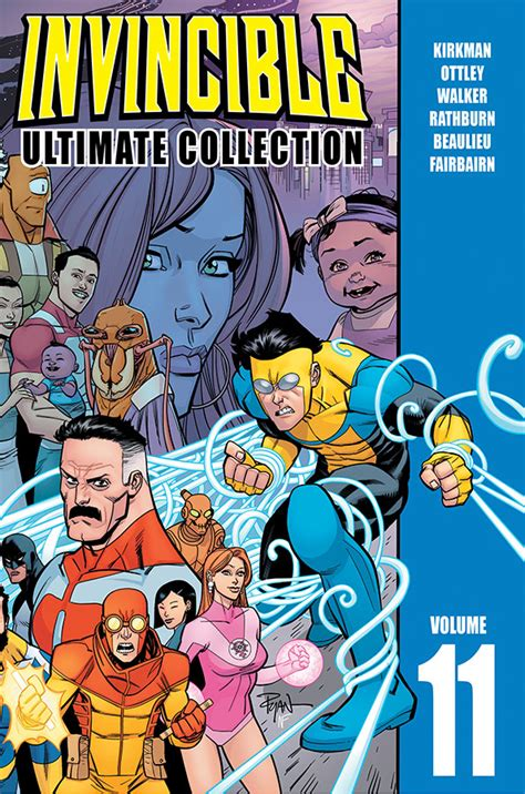 invincible ultimate collection volume 12 invincible ultimate collection 11 hc releases image comics
