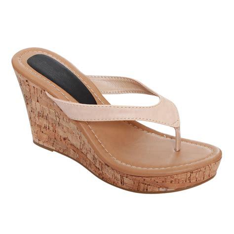 Wedge Flip Flops fashion focus 5 su s platform flip flop high