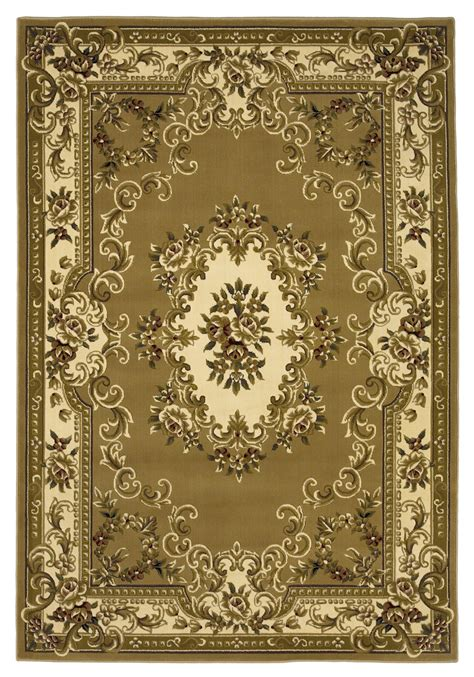 aubusson rug corinthian 5309 beige ivory aubusson rug by kas