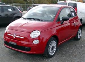 Where Are Fiat 500 Made File Fiat 500 2007 Front 20071020 Jpg