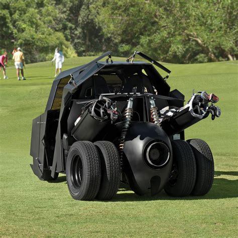 Batmobile Tumbler Golf Cart   The Green Head