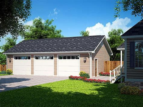 detached 3 car garage plans house with unattached shop under 3 car garage plans