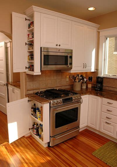 narrow kitchen cabinets 8 kitchen pantry cabinet and shelf ideas that solve