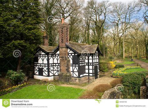 tudor cottage the tudor cottage stock photo image 39403726
