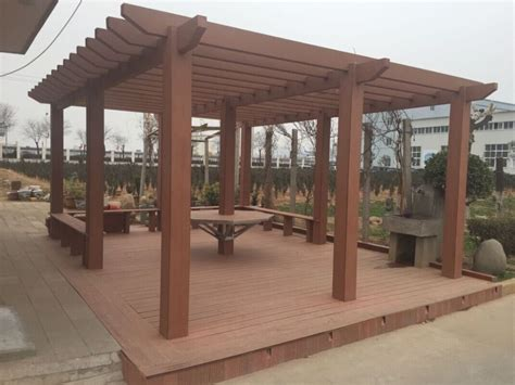 wooden pergola gazebo plastic roof gazebos waterproof