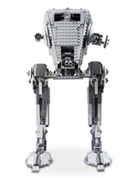 1144 At St Starwars Empire Armed Armor Walker Vehicle Deagostini lego imperial all terrain scout transport at