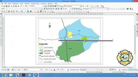 layout arcgis youtube comment faire la mise en page layout view sur arcgis