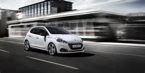 Peugeot Helpline New Peugeot 208 Gt Line