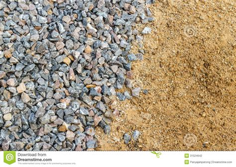 Idaho Sand And Gravel Crushed And Sand Stock Photography Image 31524642