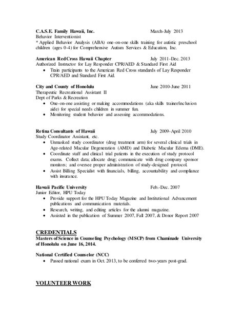 C Counselor Resume by Counseling Resume