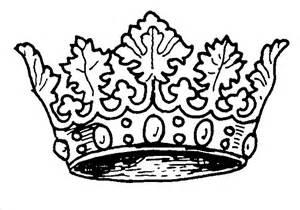 cartoon princess crown clipart best