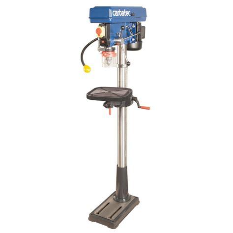 carbatec hp  speed pedestal drill press drill presses