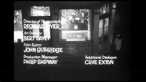 A Place Opening A Place To Go 1964 Opening Credits