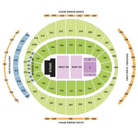 Map Of Square Garden by The Cure Square Garden New York Tickets Sat 18 Jun 2016 Viagogo