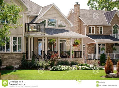 fotos de casas bonitas de co casas bonitas imagem de stock royalty free imagem 10921896