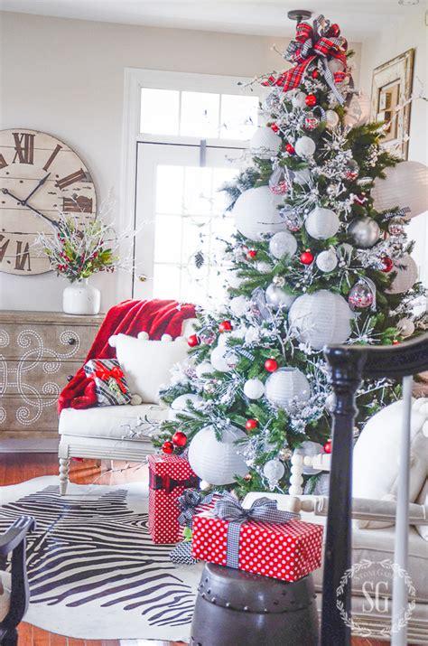 christmas trees stonegable