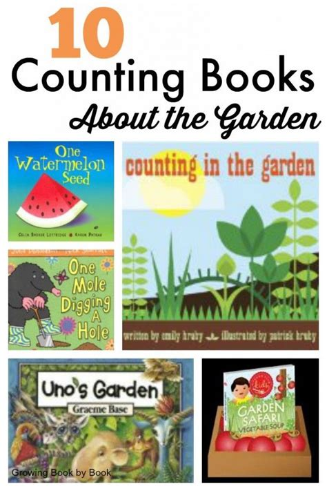 ten fresh takes books counting books in the garden youngest child books and math