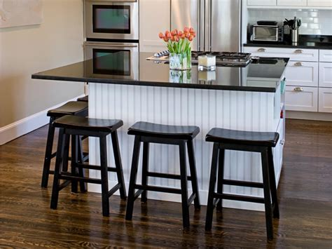 kitchen island ideas with bar kitchen islands with breakfast bars hgtv
