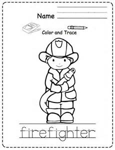 toddler community helpers preschool printables