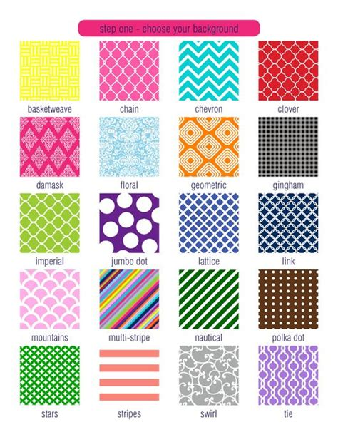 Pattern Type Name | pattern names living room deco pinterest lattices