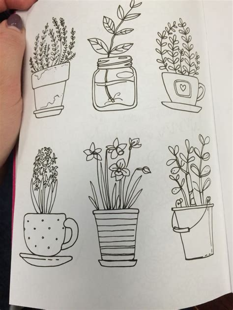 doodle draw style 25 best ideas about easy flower drawings on