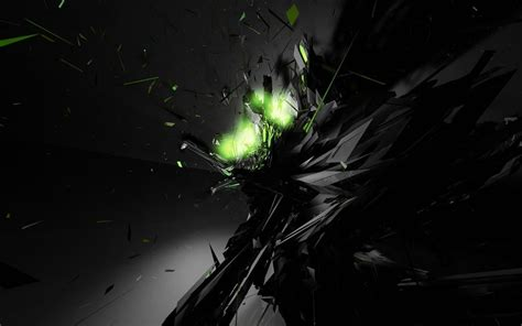 abstract wallpaper neon green black and neon green wallpaper by theonlydragonfox on