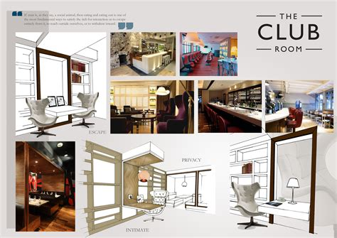 best websites for interior design concepts concept in theory the club room motif by jess marshall