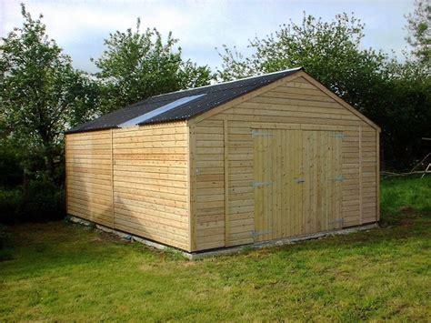 Timber Garages by Timber Garages Workshops Ideal Range