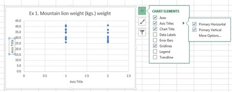quick layout excel 2013 another way to alter formatting is to go to chart tools