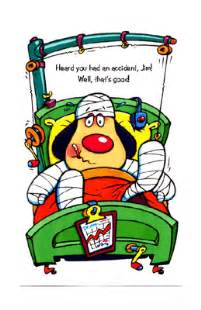 suffered an accident greeting card get well printable