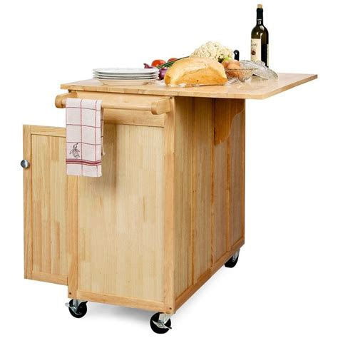 kitchen portable island belham living vinton portable kitchen island with optional