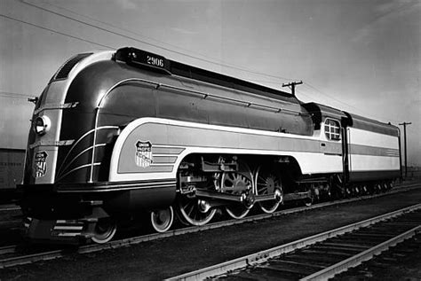 what is your favourite north american steam streamliner