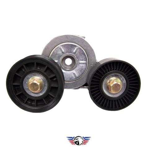 Service Manual 2004 Dodge Durango Tensioner Pulley
