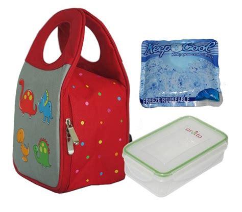 Lunch Box Tas Makan Bayi Bukan Okiedog arvita lunch bag tas bekal anak asibayi