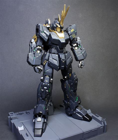 Gundam Rx O Unicorn Gundam 02 Banshee Norn Destroy Mode painted build review pg 1 60 unicorn gundam 02 banshee norn no 25 big size images gunjap