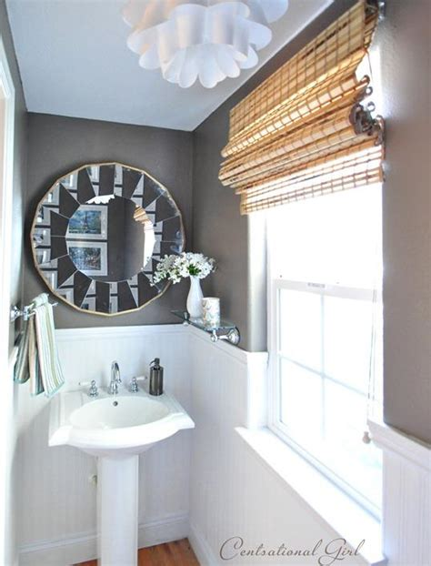 powder rooms great ideas to transform your powder baths for upcoming holidays paperblog