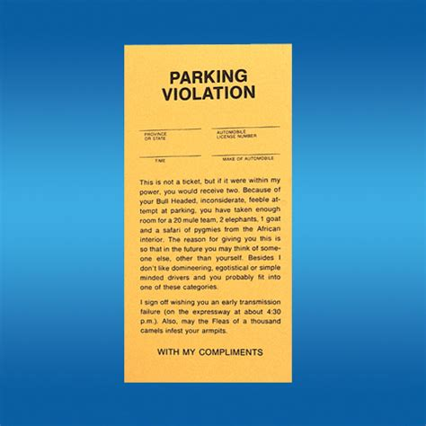 fake parking ticket new calendar template site