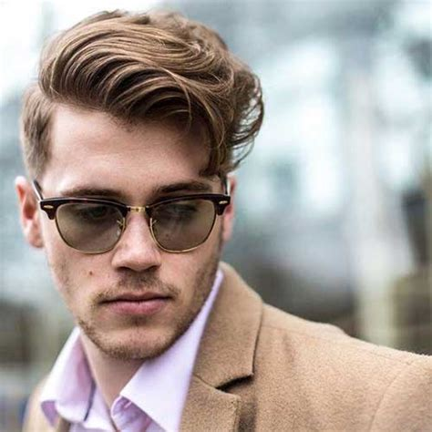 Mens Parted Hairstyles by Coolest Side Parted Hairstyles Mens Hairstyles 2018