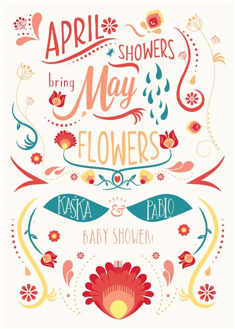 April Showers Bring by April Showers Bring May Flowers Liannierios