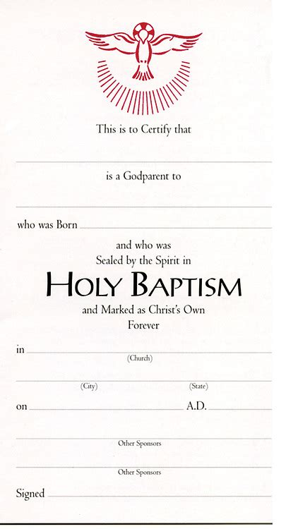 Sponsor Letter Baptism Christening Certificates For Godparents Pictures To Pin On Pinsdaddy