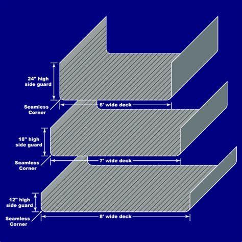 G Floor Seamless Trailer Floor Protector Covering   Roll