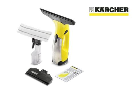 Vacuum Cleaner Second karcher wv2 premium 2nd generation window vacuum cleaner