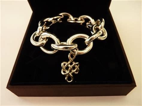 Charitybuzz: Diane von Furstenberg by H.Stern Sutra Bracelet in Sterli    Lot 302207
