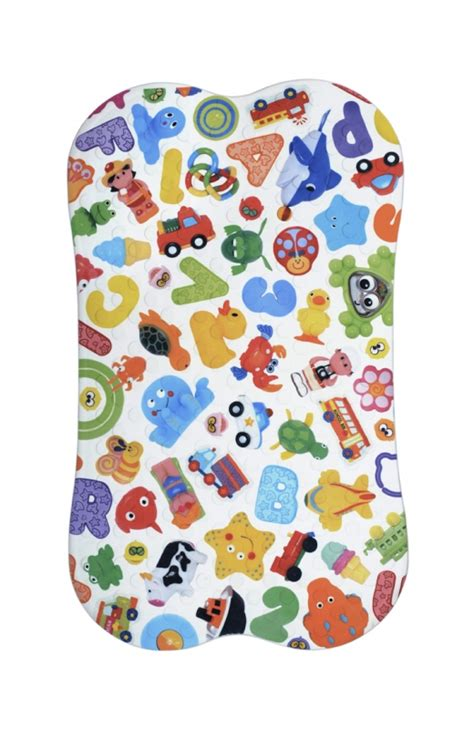 bathtub mats for kids mojolondon kids bath shower mat by surfing gecko