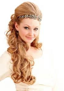 wedding hairstyles for curly hair 35 beautiful wedding hairstyles for long hair creativefan