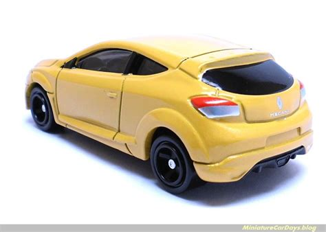 Tomica Renault Megane Rs miniaturecardays トミカ ルノー メガーヌrs
