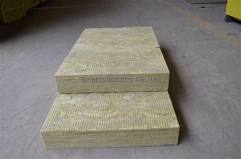 acoustic rockwool insulation board for walls rigid rock