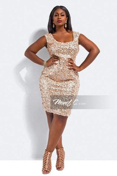 Asos Bring Us Another Style Gold Sequin Dress by Chagne Sequins Plus Size Chagne