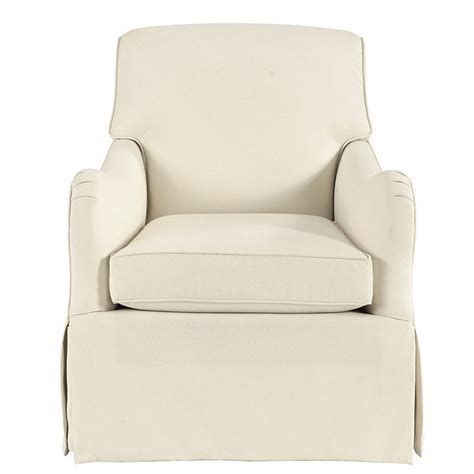 Elsie Swivel Glider Club Chair Ballard Designs Swivel Club Chairs